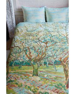 Beddinghouse Van Gogh Orchard dekbedovertrek Naturel