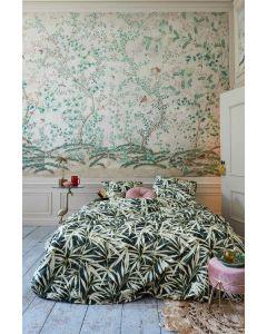 At Home by Beddinghouse Hy Spy Dekbedovertrek - Groen