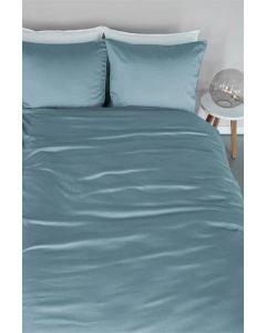 Beddinghouse Care dekbedovertrek Change Blauw Grijs (Duurzaam)