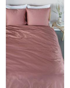 Beddinghouse Care dekbedovertrek Conscious Roze (Duurzaam)