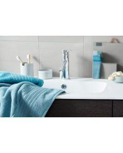 Beddinghouse Sheer handdoek katoen Blauw