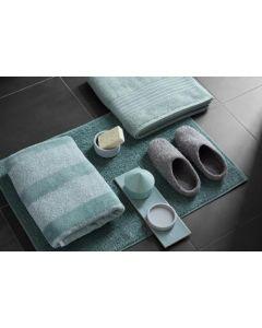 Beddinghouse Sheer handdoek katoen Groen