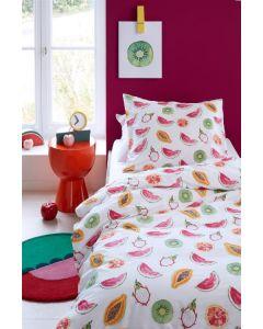 Beddinghouse Kids Tutti Frutti Dekbedovertrek - Multi