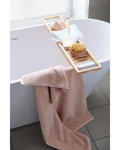 Beddinghouse Sheer handdoek katoen Roze