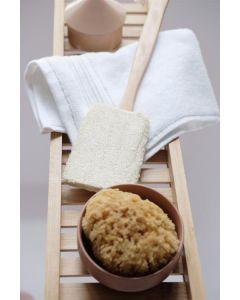 Beddinghouse Sheer handdoek katoen Wit