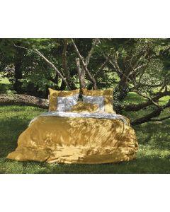 Dommelin Bari dekbedovertrek amber geel
