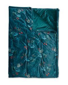 Pip Studio Leafy Stitch Velvet Quilt